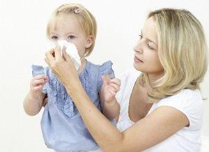 Виды насморка у детей: описание, лечение
