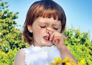Аллергический поллиноз (ринит)