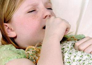 Затяжной кашель при коклюше