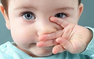 Самые распространенные болезни носа у детей