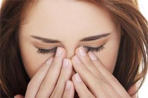 Почему возникают воспаления пазух носа?