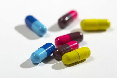 Противозастойные таблетки