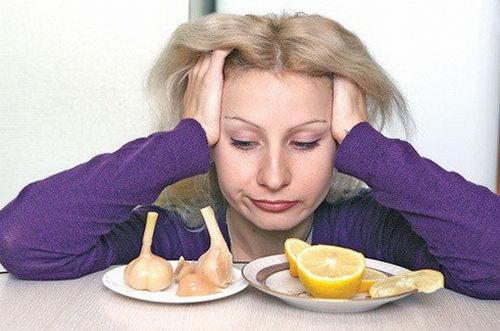 Чеснок при лечении насморка