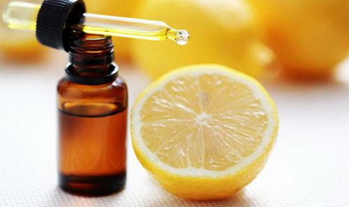 Эфирное масло лимона от аллергии