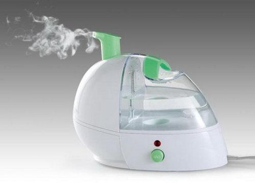 Как очистить нос бытовым увлажнителем в домашних условиях?