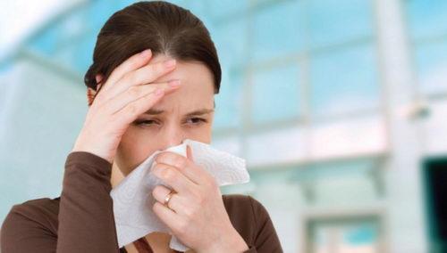 Лечение насморка - основные ошибки