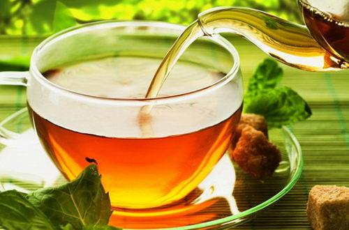 Применение чая