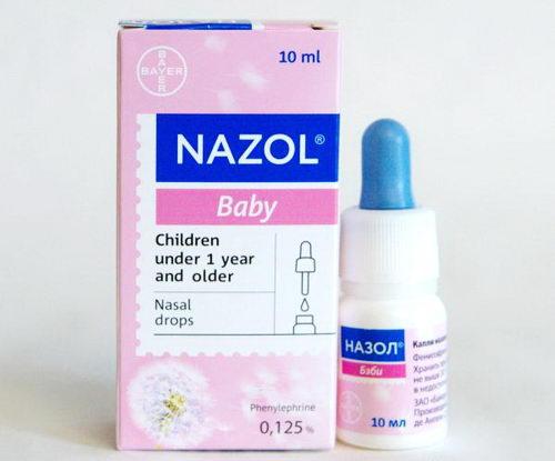 Nazol Baby